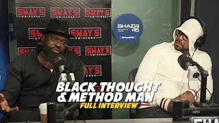 Full Interview: Black Thought & Method Man Talk 'The Deuce' and Their Iconic Careers