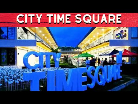 CITY TIME SQUARE – YOUR NEXT STOP DESTINATION AT ILOILO