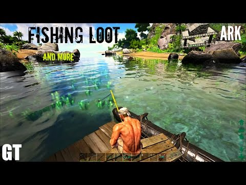 All About FISHING - Locations and Loot - ARK: Survival Evolved