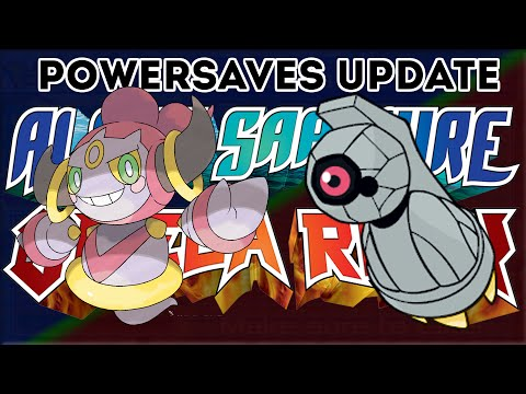PowerSaves Update: All TM/HMs, Hoopa Now Available!