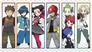 Pokemon - All Gym Leader Battle Themes (Gameboy Style) - PakVim net