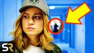 Download 25 Captain Marvel Secrets And Easter Eggs You Probably Missed Video