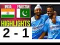 IND Vs PAK Hockey Bronze Medal Match