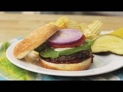 How to Make a Juicy Burger