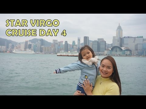 Travel Vlog: SuperStar Virgo Cruise Day 4 Roast Goose FTW, Hong Kong (03/27/17) - YellowYum