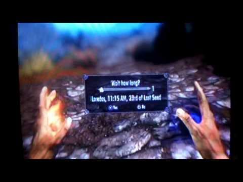 Skyrim how to level up destruction to 100 fast