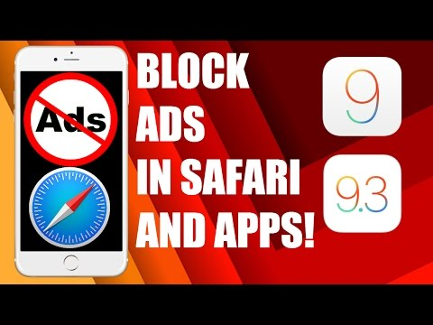 How To Block Ads on iOS for Free!