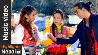 Mathi Mathi - New Nepali Hit Selo Song 2017/2073   Sagar S. Waiba   Sweet Heart