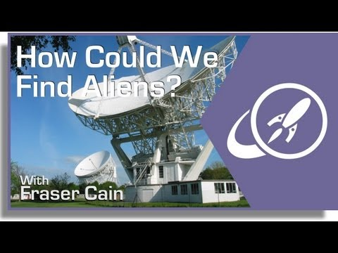 How Could We Find Aliens?
