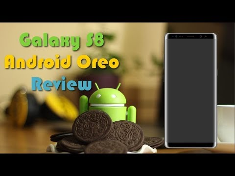 Galaxy S8 Android 8.0 Review