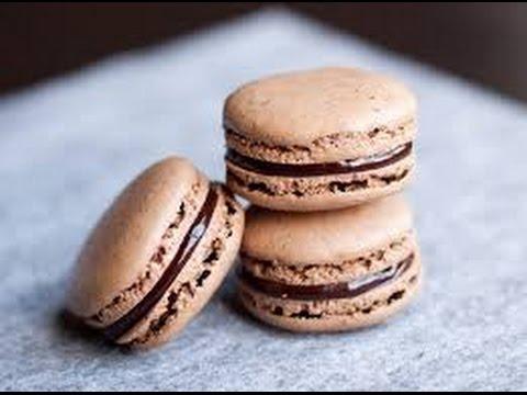 Fool-Proof Chocolate Macaron Recipe