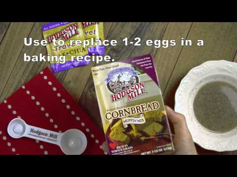 Flax Chia Egg Replacer video