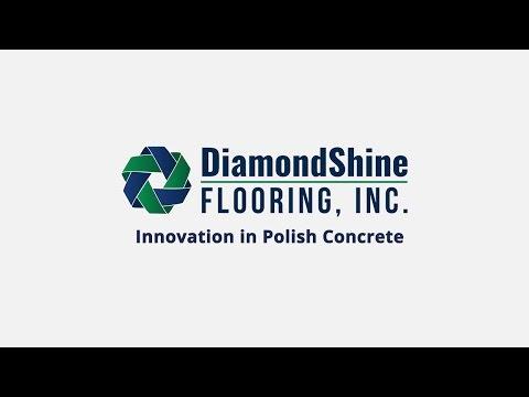 Concrete Polishing & Epoxy Coating - Diamond Shine Flooring