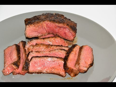 How To Cook Steak In the Oven - How To Broil Steak