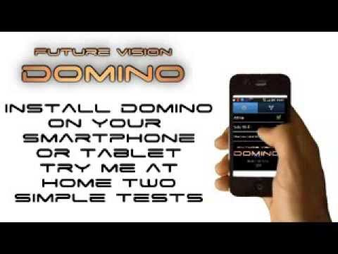DOMINO APP  official   video  2014
