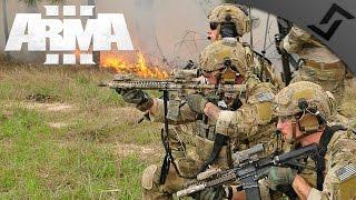 Sneaky Russian Marksman - ARMA 3 Frontline RHS PvP - Russian