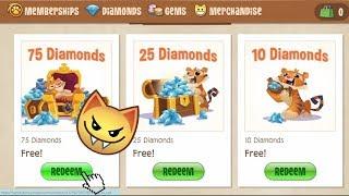 FREE DIAMOND GLITCH?!! [WORKING 2018]