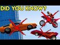 GTA Online DID YOU KNOW? - How to Counter the Oppressor & Deluxo (Super Easy)