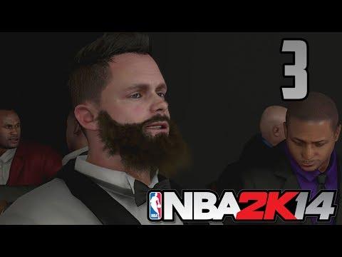 NBA 2K14 PS4 - My Player Career (Part 3 - The NBA Draft)