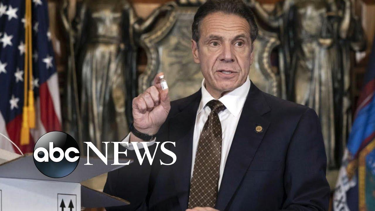 New York state legislature votes to strip Cuomo of emergency powers | WNT
