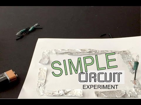 Simple Circuit Experiment | Fun and easy
