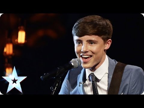 James Smith sings Otis Redding's Try a Little Tenderness | Britain's Got Talent 2014 Final