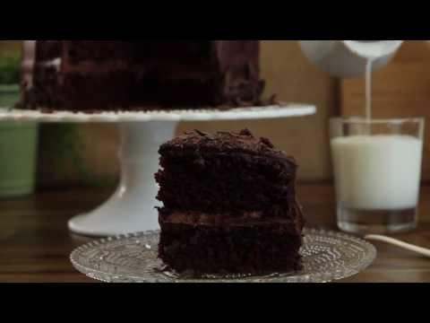 How to Make Chocolate Mayo Cake | Cake Recipe | Allrecipes.com