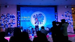 Solaiman Shukhon Stand Up Comedy At NSU