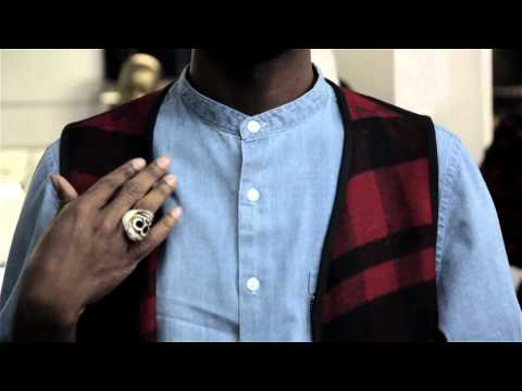 Button-Up Shirt Collar Types : Men's Outfit Ideas