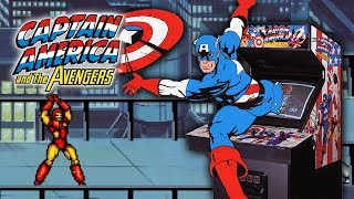 Captain America and The Avengers Walkthrough Gameplay