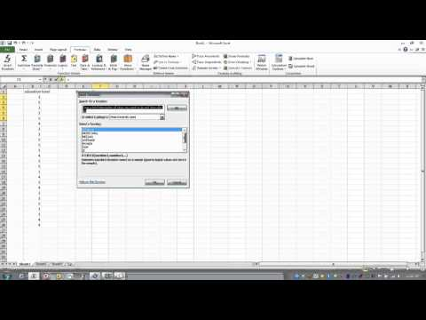 How to Use Excel-The FREQUENCY Function