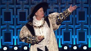 Bill Murray - David Letterman Mark Twain Award