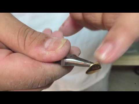 How to tighten up the gold grillz or single tooth