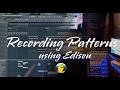 Recording Patterns using Edison (FL Studio Tip)