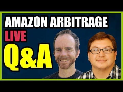 Amazon Arbitrage - LIVE Q&A