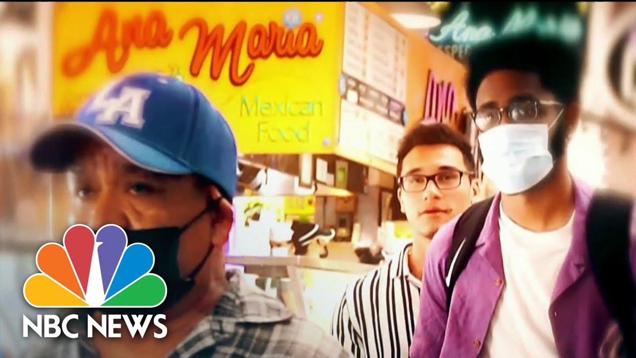 NBC Nightly News Broadcast (Full) - July 17th, 2021