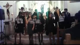 SANTO MISA ANDINA   FIESTAS DEL SEÑOR DEL GRAN PODER   MINISTERIO MUSICAL OREL