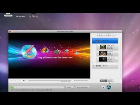 Free to Burn All Popular Animation Files (AVI/MP4/FLV/MOV/JPG...) to DVD on Mac
