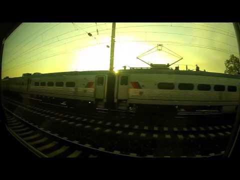 Penn Station to Penn Station (part1) - [Time lapse]