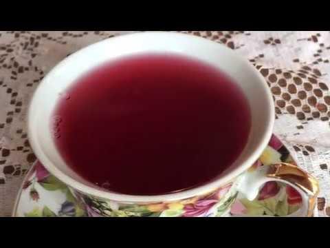 How To Make Rose  Petal Tea