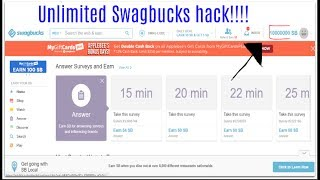SWAGBUCKS HACK 2017 (MULTIPLY YOUR SB!) NO SURVEY | NEW