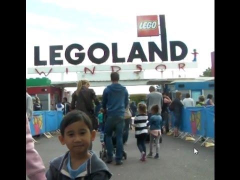 Legoland Windsor  Through the Gates and Entrance