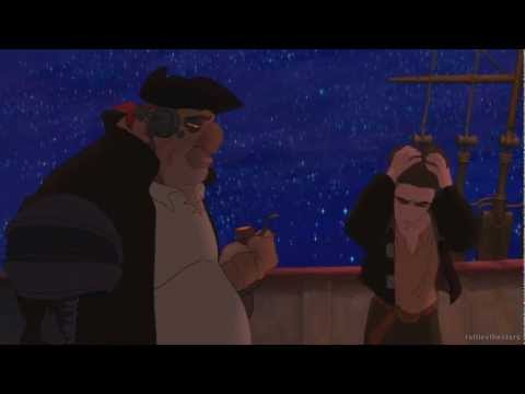 Treasure Planet - Silver's Speech to Jim (Blu-Ray)
