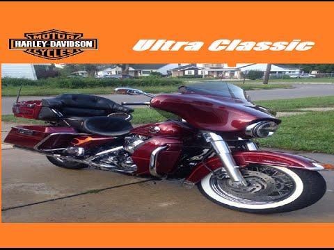 2000 Harley-Davidson FLT Ultra Classic - Slightly Customized
