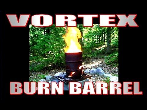 VORTEX BURN BARREL