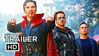 AVENGERS: INFINITY WAR Trailer #2 Teaser (2018) Marvel Superhero Movie HD