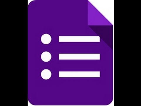 Google Forms: Sending your form