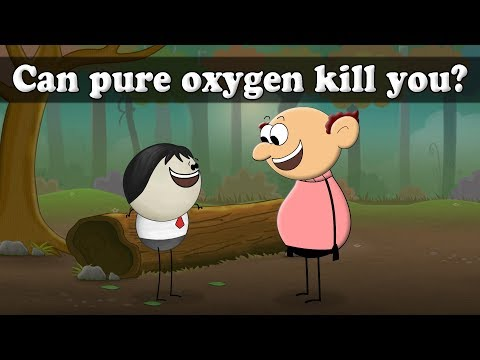 Can pure oxygen kill you? | It's AumSum Time
