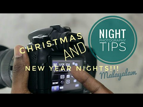 Take Sharp Photos at Night With This Tip!!!