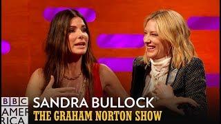 Sandra Bullock On Those False Ocean